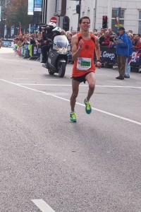 Deelname Eindhoven Marathon 2014