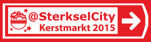 Logo @SterkselCity Kerstmarkt