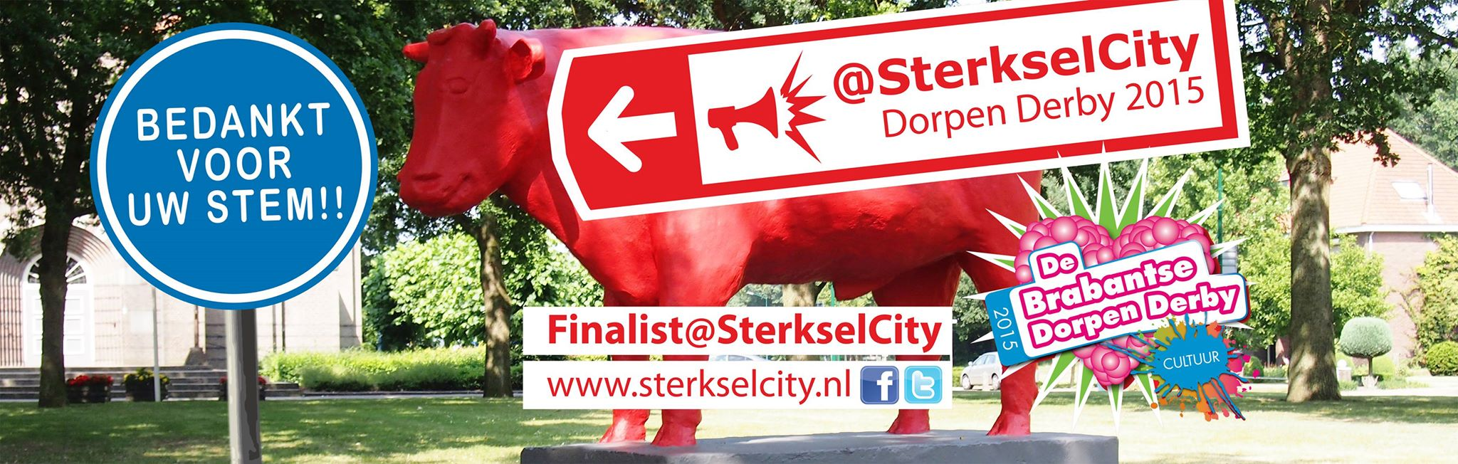 @SterkselCity Logo